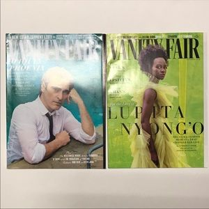 Vanity Fair 2019 Magazine Lot of 2